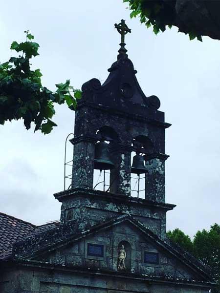 Iglesia de San Miguel de Catoira - Sitios de interés turístico qué visitar en Catoira - Ilutravel.com