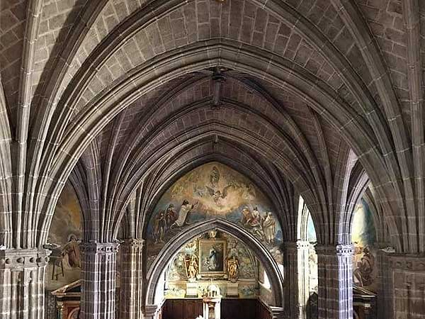 Iglesia Nuestra Señora de la Asunción de Arenas de San PEdro - Turismo en Arenas de San Pedro - Ilutravel.com
