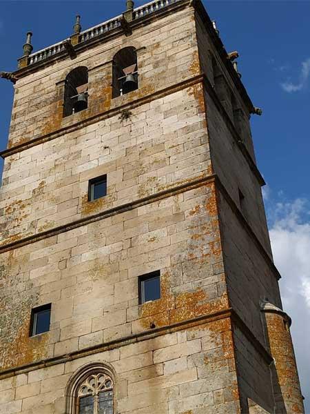 Iglesia San Nicolas de Bari Vitigudino - Sitios para visitar en Vitigudino - Ilutravel.com
