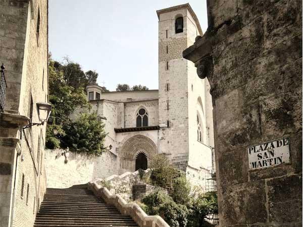 Iglesia San Pedro de la Rua Estella - Ver de turismo Estella - Ilutravel.com