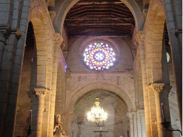 Iglesia Santa Maria Vilanova de Allariz - Ver Allariz en un día - Ilutravel.com