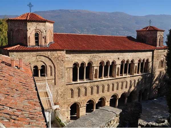 Iglesia Santa Sofia Ohrid - Ver Ohrid en un día - Ilutravel.com