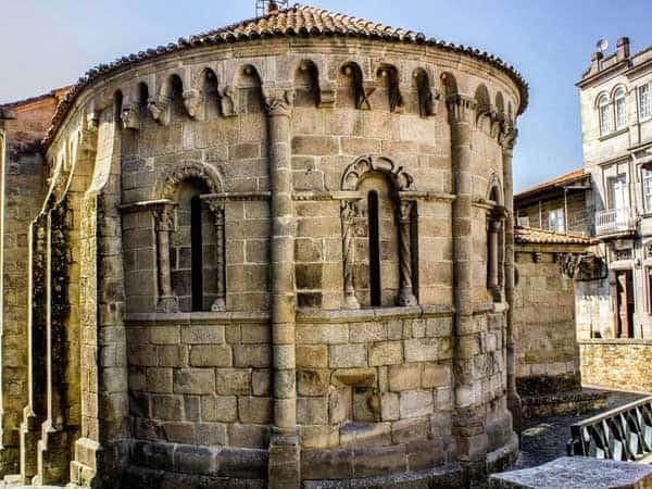 Iglesia Santiago Allariz - Ver Allariz de turismo - Ilutravel.com