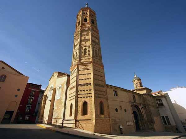 Iglesia de San Andrés de Calatayud para visitar - Ilutravel.com