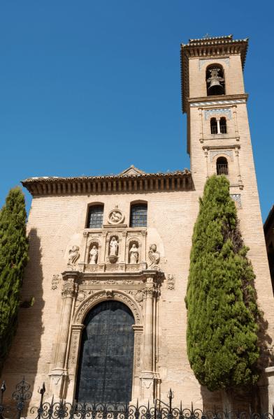 Iglesia de San GIl de Granada - Granada 2 días - Ilutravel.com