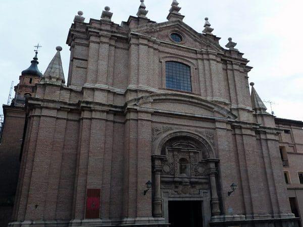 Iglesia de San Juan el Real -Sitio que ver en Calatayud - Ilutravel.com