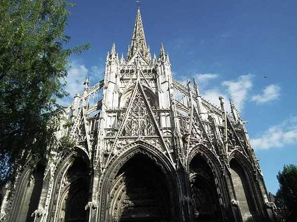 Iglesia de San Maclou de Ruan - Ver Ruan de turismo - Ilutravel.com
