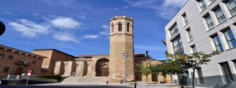 Iglesia de Sant Llorenç de Lleida - Visitar Lleida de turismo - Ilutravel.com