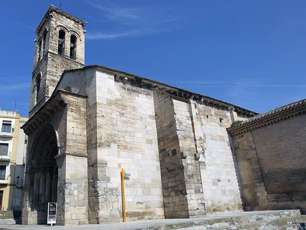 Iglesia de Santa María Magdalena de Tudela - Que ver en un día en Tudela - Ilutravel.com