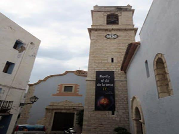 Iglesia de Santa María de Peñíscola - Que ver en Peñíscola en un día - Ilutravel.com