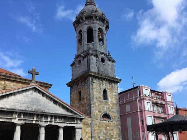 Iglesia de Santa Maria Bermeo - Todo lo que ver en Bermeo - Ilutravel.com