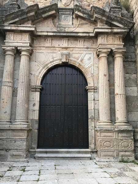 Iglesia de Santa María de Aguas Vivas de Hervás - Ver Hervás en un día - Ilutravel.com
