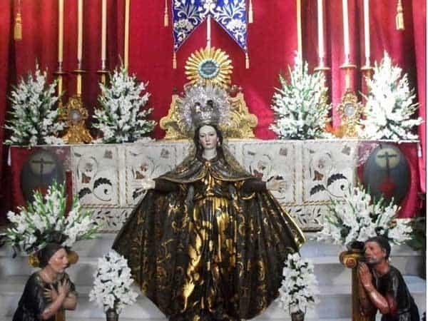 Iglesia de los Desamparados Sanlúcar de Barrameda - Qué ver en Sanlúcar un día - Ilutravel.com