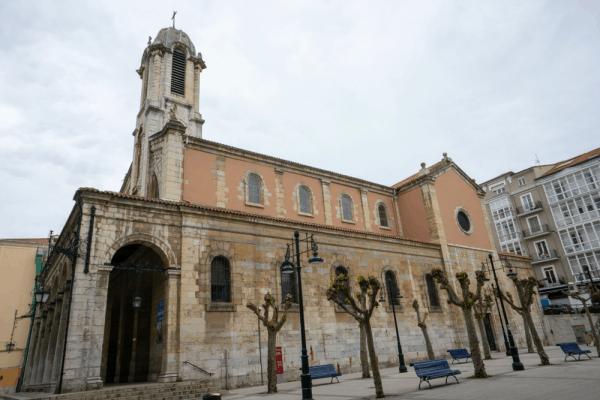 Iglesia del Sagrado Corazón de Santander - Que ver en la capital de Cantabria - Ilutravel.com