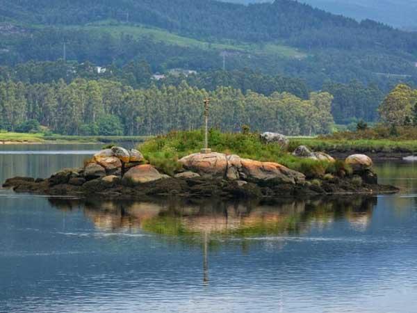 Illa do Rato Catoira - de turismo por Catoira en un día - Ilutravel.com