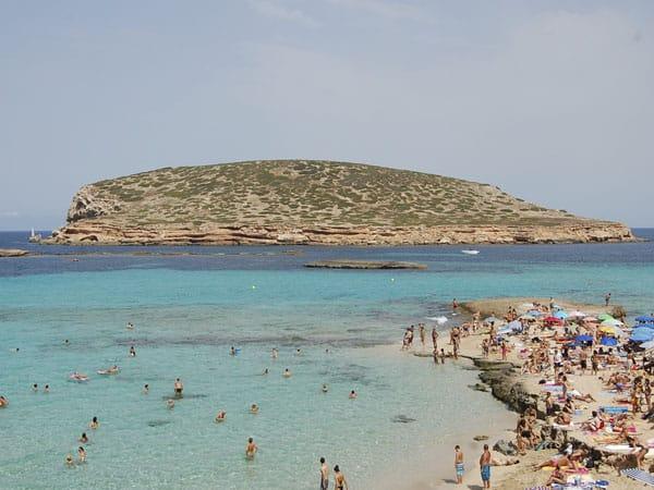 Isla Conejera - Ilutravel.com