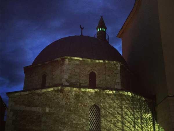 Jakovali Hassan Mosque de Pecs - Lugares que ver de turismo en Pecs - Ilutravel.com