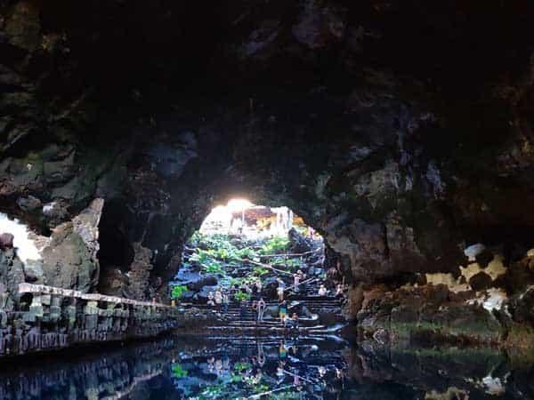 Jameos del Agua Lanzarote - Lugares turísticos de Lanzarote - Ilutravel.com