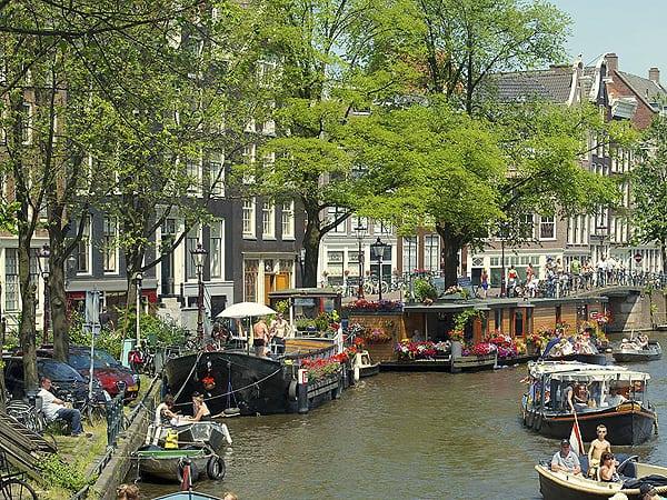 Jordaan Amsterdam - Turismo en Ámsterdam durante 3 días. - Ilutravel.com