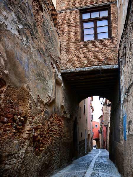 Juderia de Tarazona - Visitar Tarazona en un día - Ilutravel.com
