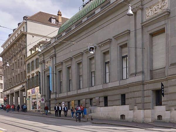 Kunsthalle Basilea - Ver Basilea de turismo un día - Ilutravel.com