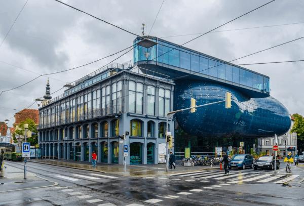 Kunsthaus Museo de Arte de Graz lugar que ver