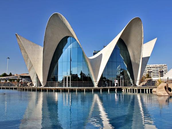 L'Oceanogràfic de Valencia - Sitios que visitar en Valencia capital del Turia - Ilutravel.com
