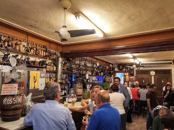 La Barra JAén - Sitios donde comer en Jaén - Ilutravel.com