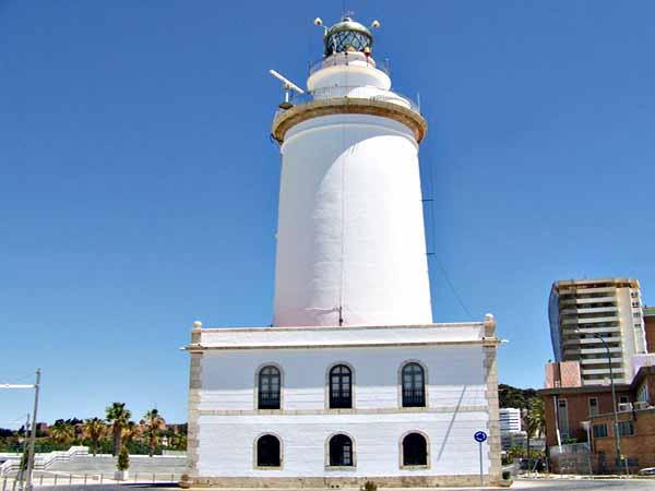 La Farola de Málaga - Turismo en Málaga - Ilutravel.com