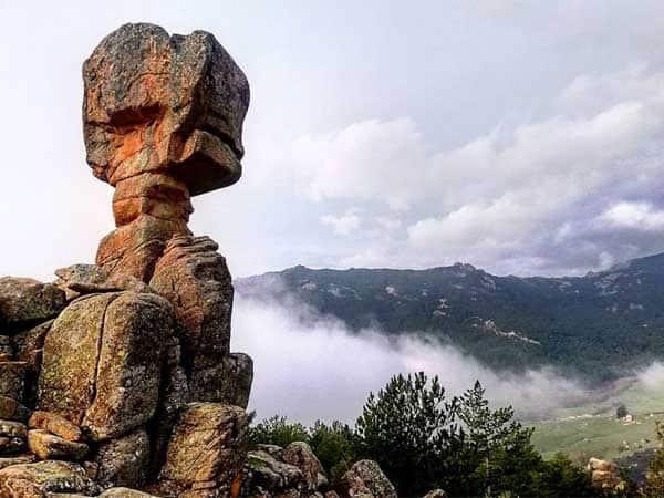 La Pedriza MAnzanares el Real - Visitar de turismo Manzanares el Real - Ilutravel.com