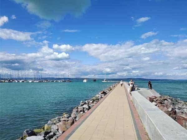 Lago Balaton Hungria - Ver Hungría haciendo turismo por 12 días - Ilutravel.com