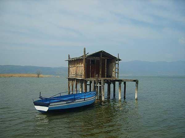 Lago Dojran de Macedonia - Sitios que ver en MAcedonia de turismo - Ilutravel.com