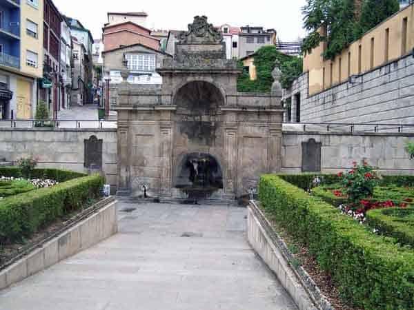 Burga de Abaixo de Orense lugares para visitar en un día en Ourense - Ilutravel.com