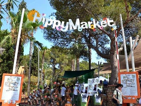 Las Dalias Mercado Hippy de IBiza -Todo lo que ver en Ibiza - Ilutravel.com