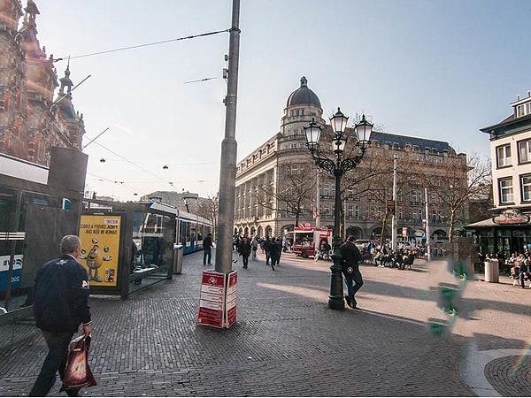 Leidseplein Amsterdam - Ver Amsterdam en 3 días de Turismo - Ilutravel.com