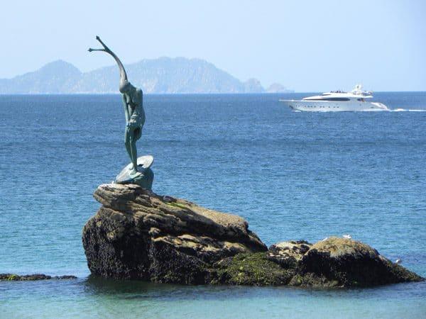 Madama del Silgar de Sanxenxo - Lugares imprescinbiles de Sanxenxo - Ilutravel.com