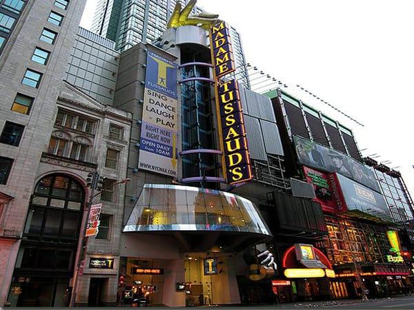 Madame Tussauds (Museo de Cera) - Ver Nueva York de Turismo - Ilutravel.com