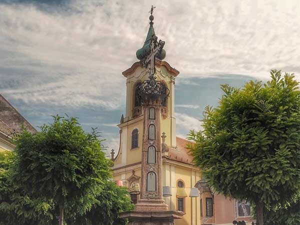 Main Square Szentendre - Lugares de interés para un día en Szentendre - Ilutravel.com