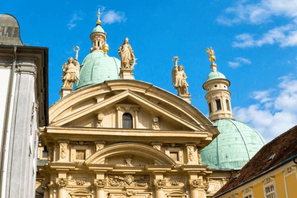 Mausoleo del Emperador Fernando II de Graz lugar que ver