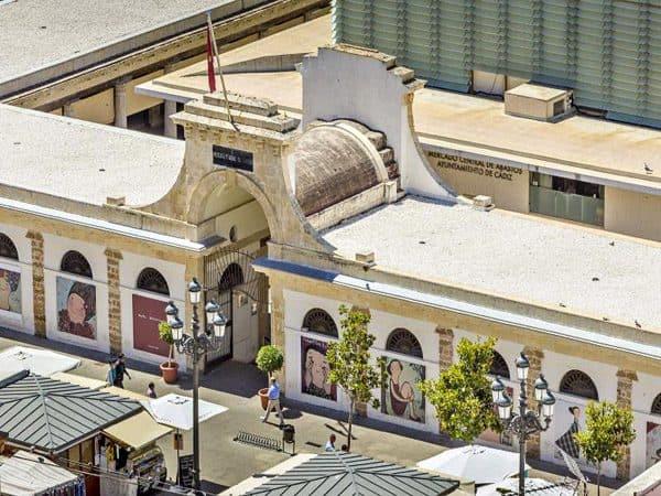 Mercado Central de Cádiz - Sitios qué visitar en Cádiz en un día - Ilutravel.com