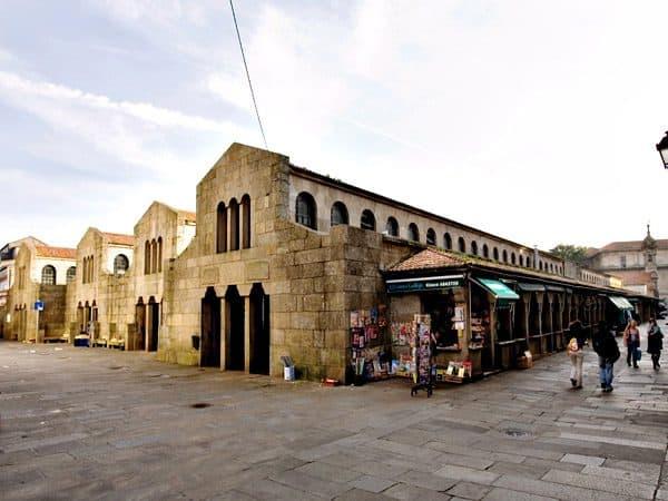Mercado de Abastos de Santiago de Compostela - Visitar