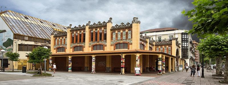 Mercado de Abastos de Laredo
