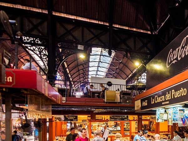 Mercado del Puerto de Montevideo - Ilutravel.com