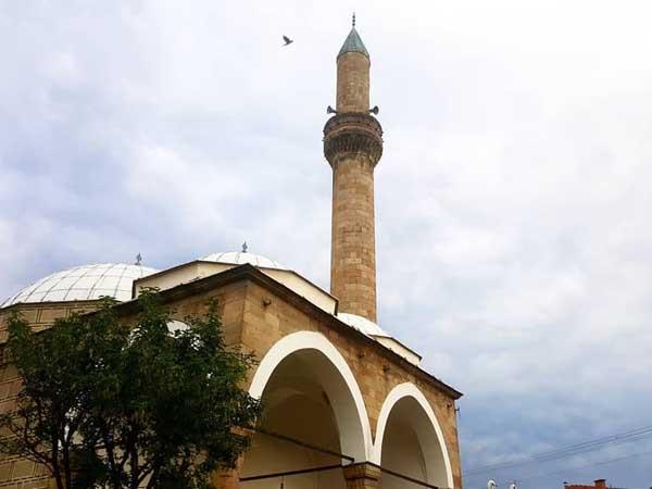 Mezquita Altun Alem de Novi Pazar - Ver Serbia de turismo - Ilutravel.com