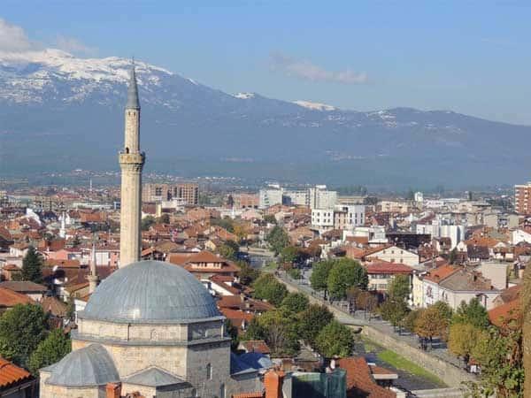 Mezquita Carshia de Pristina - Lugares que ver en Pristina - Ilutravel.com