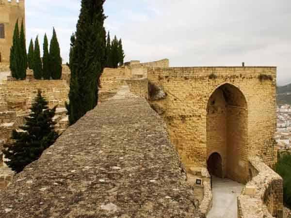 Foto Miniatura de Alcalá la Real desde el Castillo de la Mota - Sitios para ver Alcalá la Real - Ilutravel.com