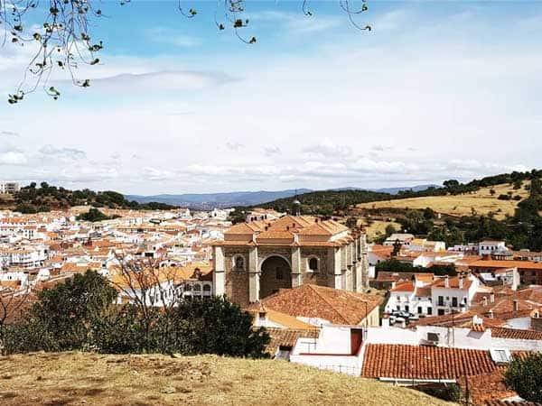 Miniatura Aracena - Sitios que visitar de turismo - Ilutravel.com
