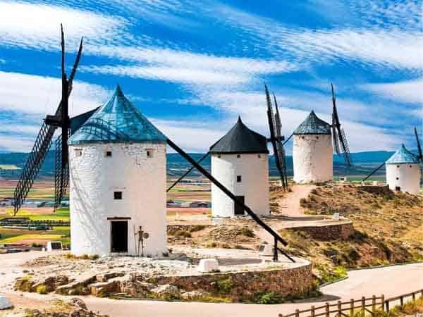 Miniatura Consuegra - Sitios de interés turístico que ver en Consuegra - Ilutravel.com