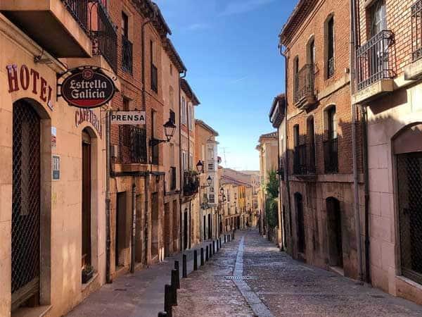 Calles de Lerma - Sitios qué ver en LErma de turismo - Ilutravel.com