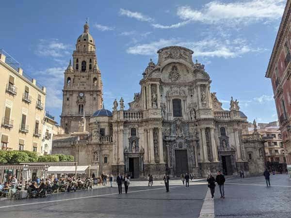 foto murcia - Visitar Murcia de turismo - Ilutravel.com